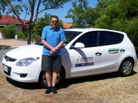 compass driving school cert IV qualified instructor